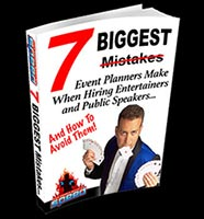 7 Biggest Mistakes Event Planners Make